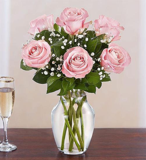 Aşk Gülleri Pembe