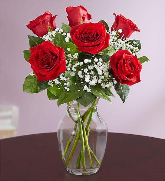 Aşk Gülleri Kırmızı